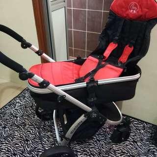 PRELOVE ELLE BABY STROLLER