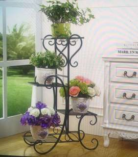 Brand New 4 Shelves Plant Stand
