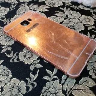 全新 Samsung C7pro 粉紅色手機殼