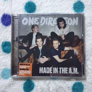 One Direction Made In The AM Album