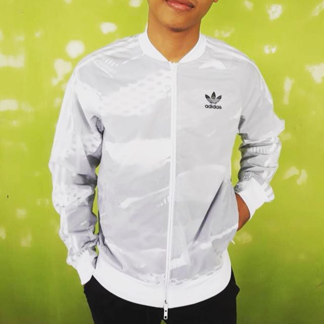 ed95ec977346 Adidas Los Angeles Track Jacket Edition