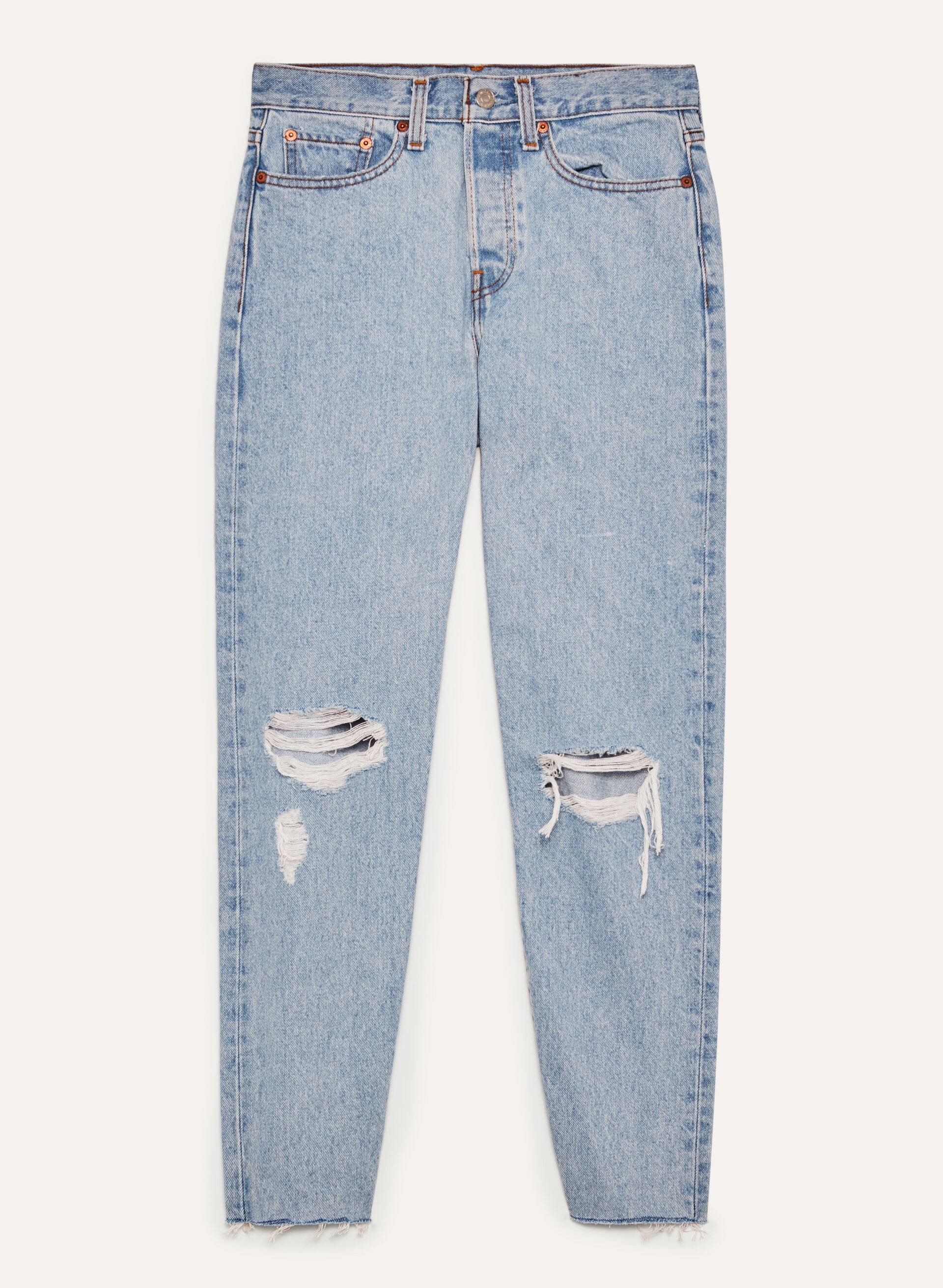 Aritxia Levi's wedgie jeans