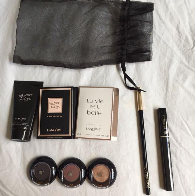 Brand new Lancôme Paris makeup (multiple)