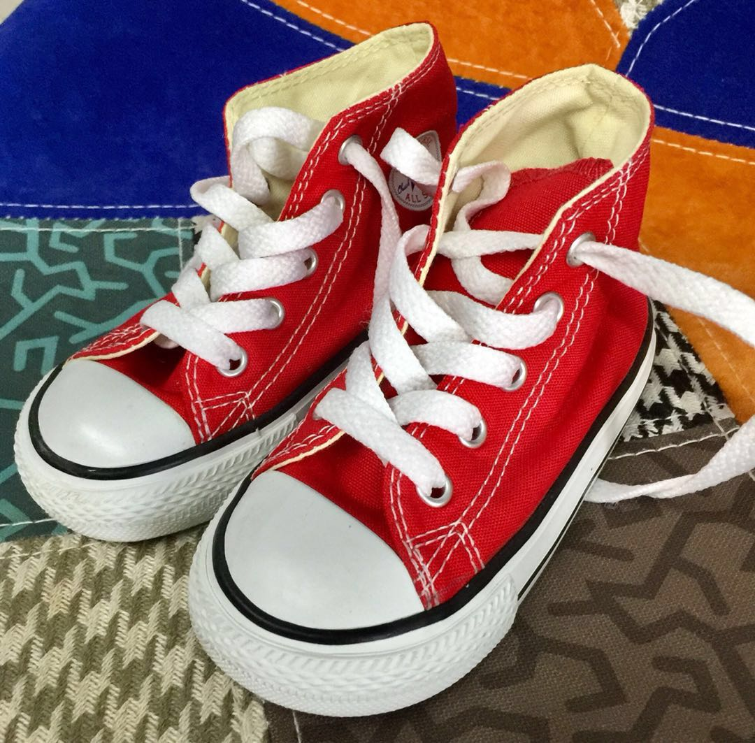 37031f5e1a379 Converse All Star authentic size 22 on Carousell