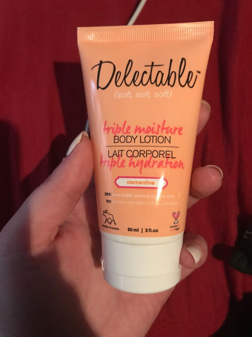 Delectable Body Lotion