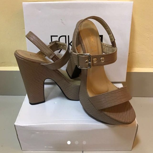 f0409e402912b dara two strap flat sandals womens fashion shoes on carousell lowest ...