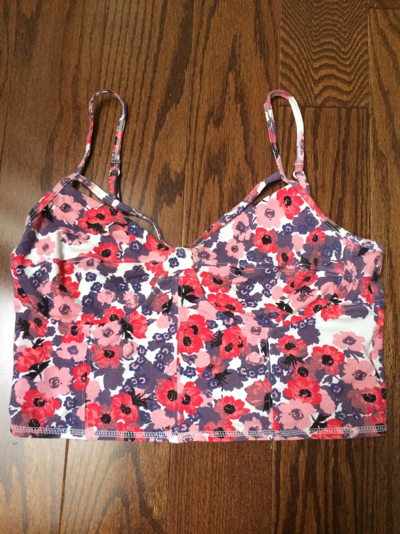 Garage crop top size L