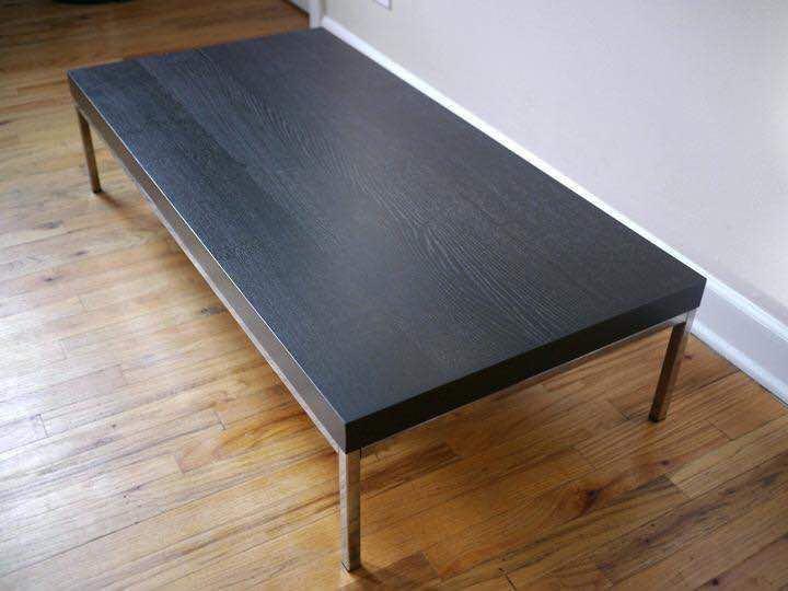 Ikea Klubbo Coffee Table Home Furniture Furniture On Carousell