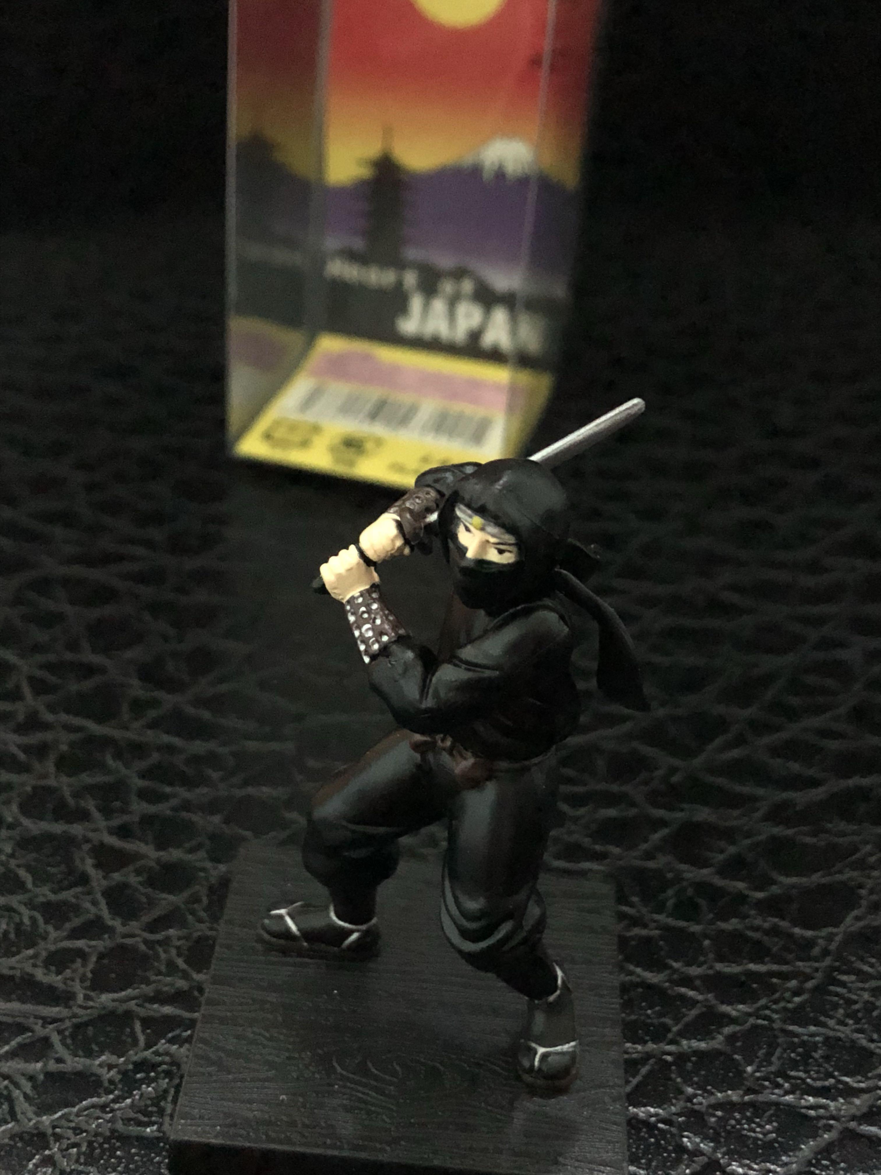 Japanese Figure