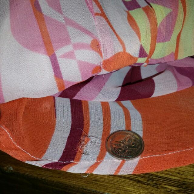 Jeanswest long summer dress s12