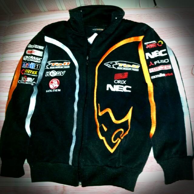 Kids HSV jacket official  merchandise