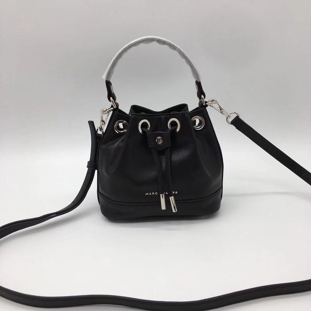 d019f26f9b18 Marc Jacobs mini bucket bag - black