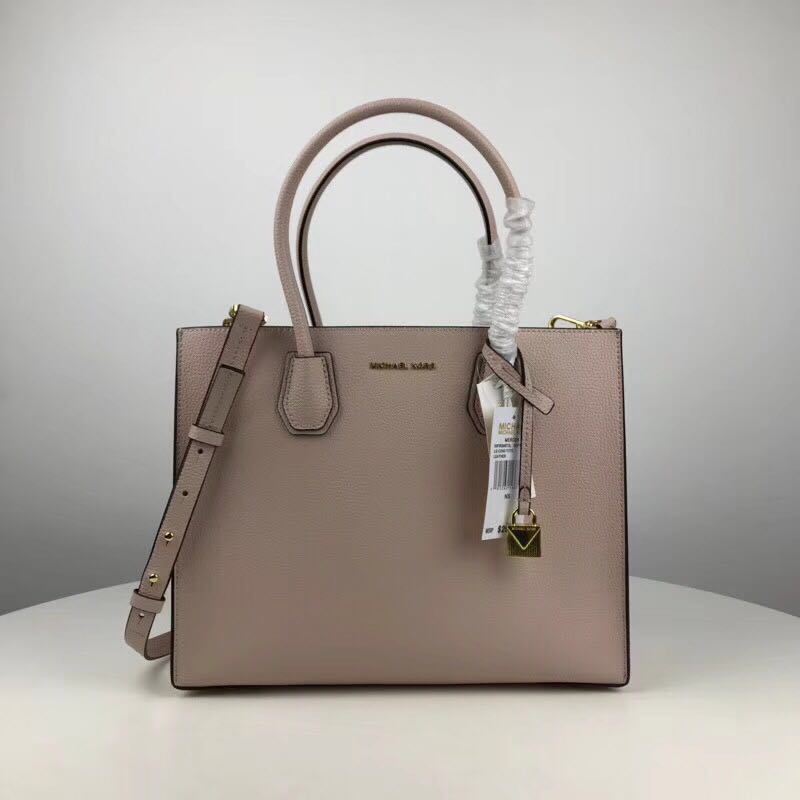 75bb5529db7f Michael Kors Mercer Tote Bag Large - nude beige colour