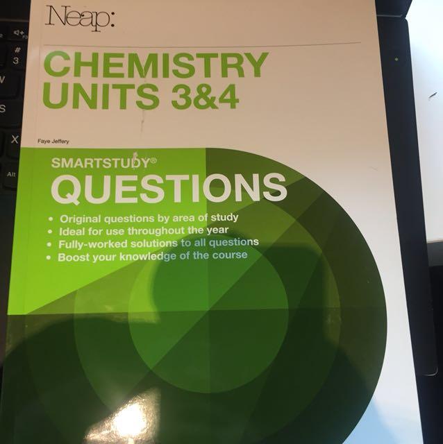 Neap chem question book