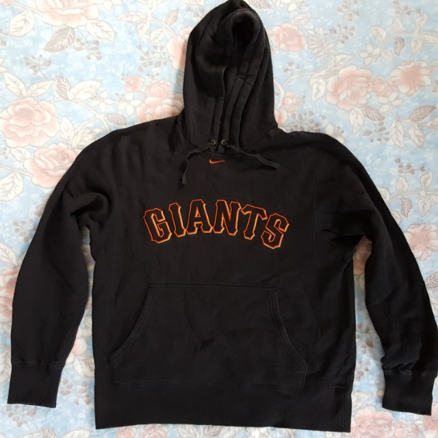 hot sales b737d 22291 CLEARANCE SALE!) Nike SF Giants hoodie by MLB on Carousell