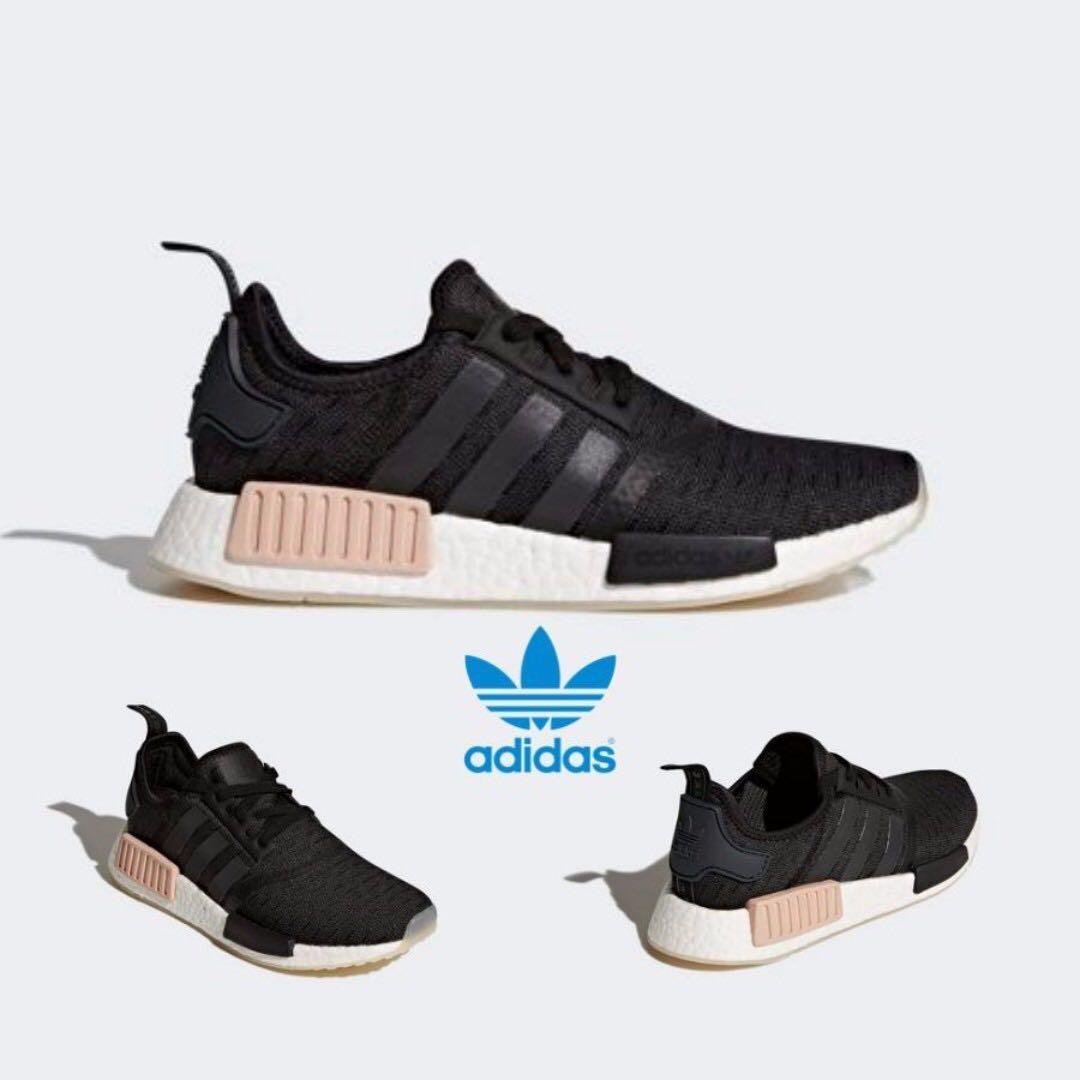 8f6f382a60ef1 PO) Adidas Womens NMD R1 Chalk Pink