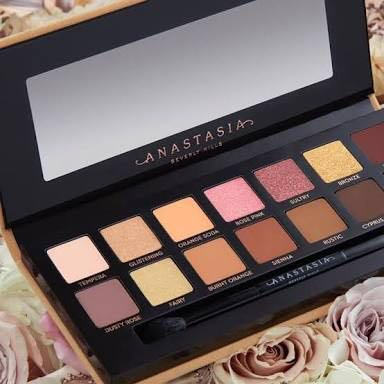 PRICE INC POSTAGE ABH Anastasia Beverly Hills soft glam eyeshadow palette