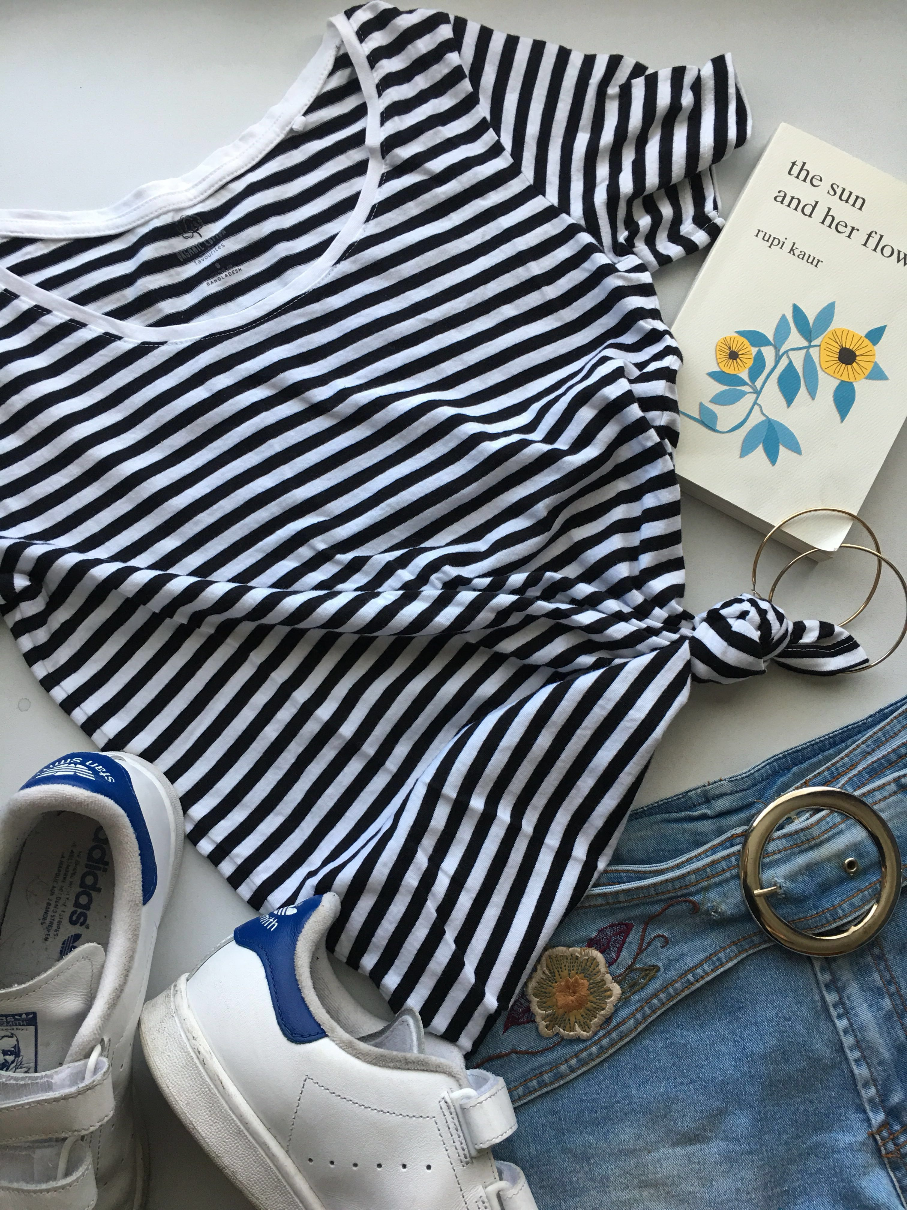 Quality Stripped shirt ( small )