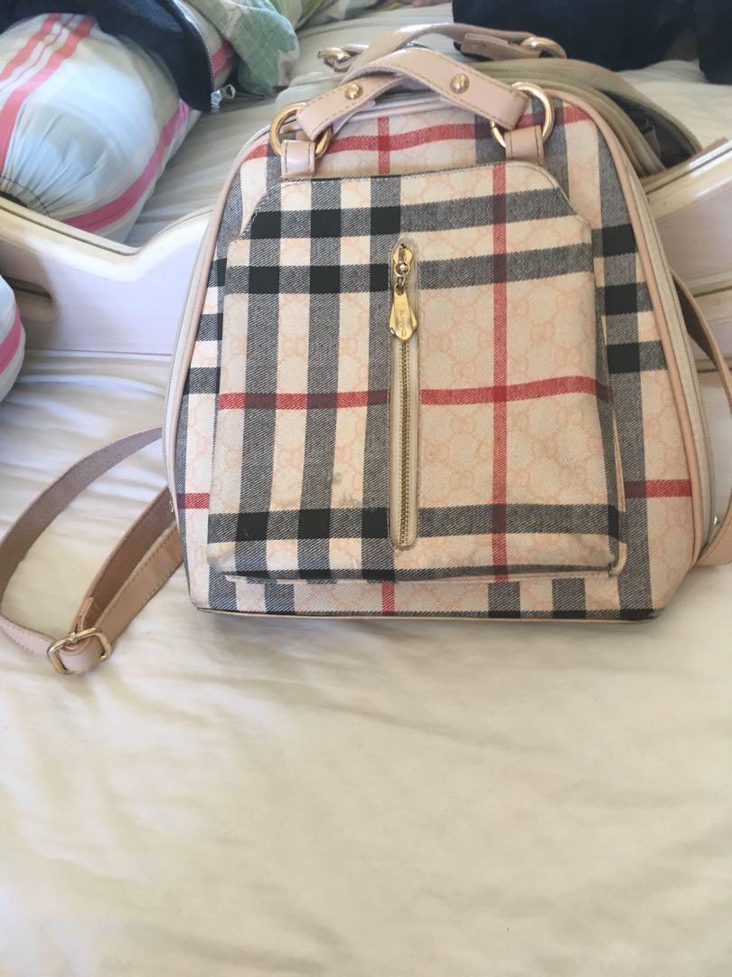 Replica Burberry bag