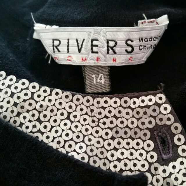 Rivers womens s14 cardigan