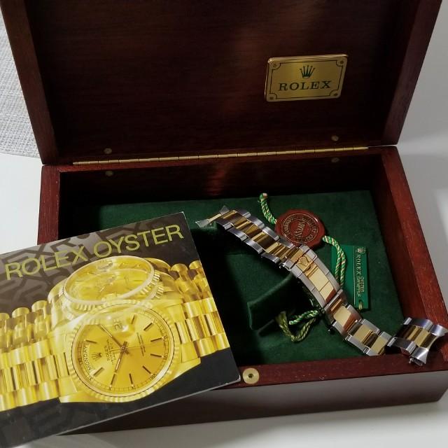 Rolex 16523 金鋼熊貓