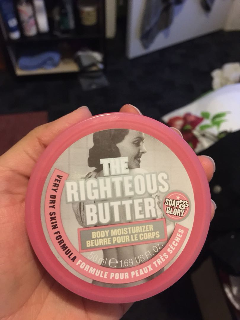 Soap & Glory Righteous Butter