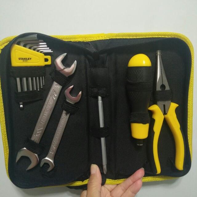 Stanley (Motorcycle) Tool Kit