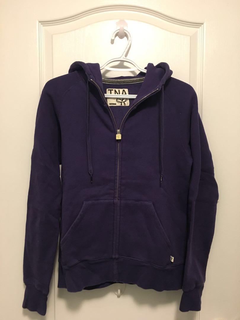 TNA Sweater (M/Purple)