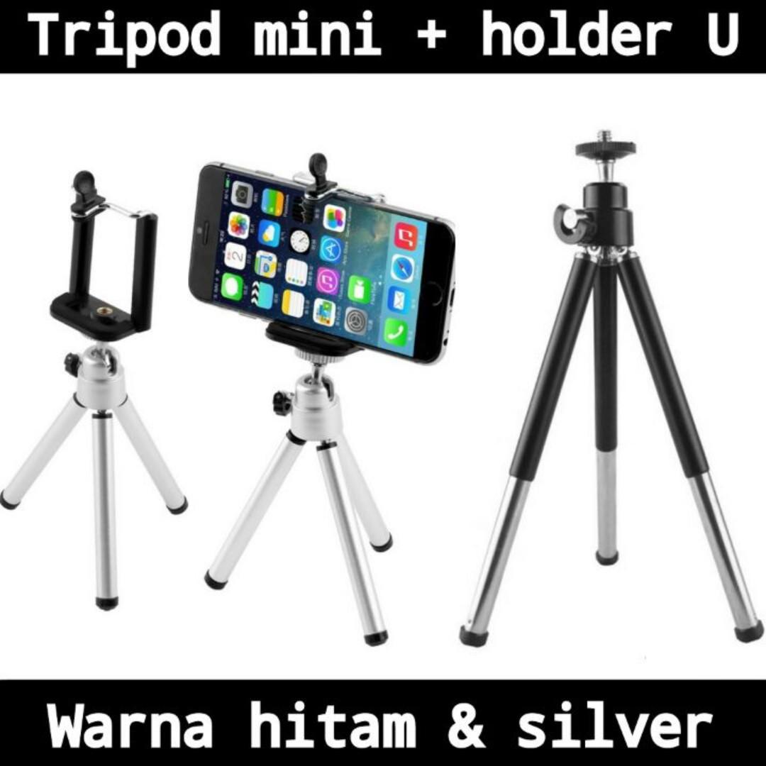 Tripod Mini Holder U Original Monopod Pegangan Hp Handphone Mobile Samsung New Gear Vt Smart Glasses Sm R323 Garansi Resmi Biru Phones Tablets Tablet Accessories On Carousell
