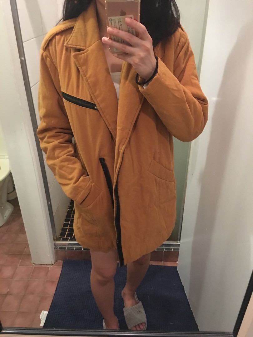 Vintage Oversize coat