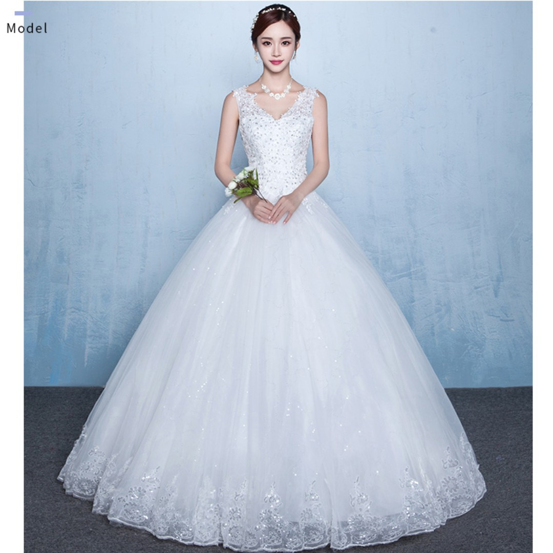 Enchanting Classic Wedding Gown Collection - All Wedding Dresses ...