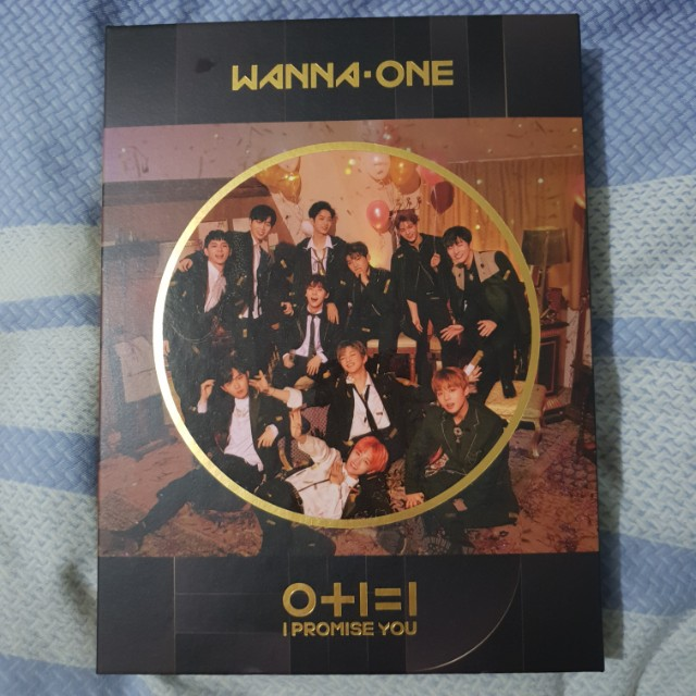 WTS - Wanna One I Promise You (Night Version) Album