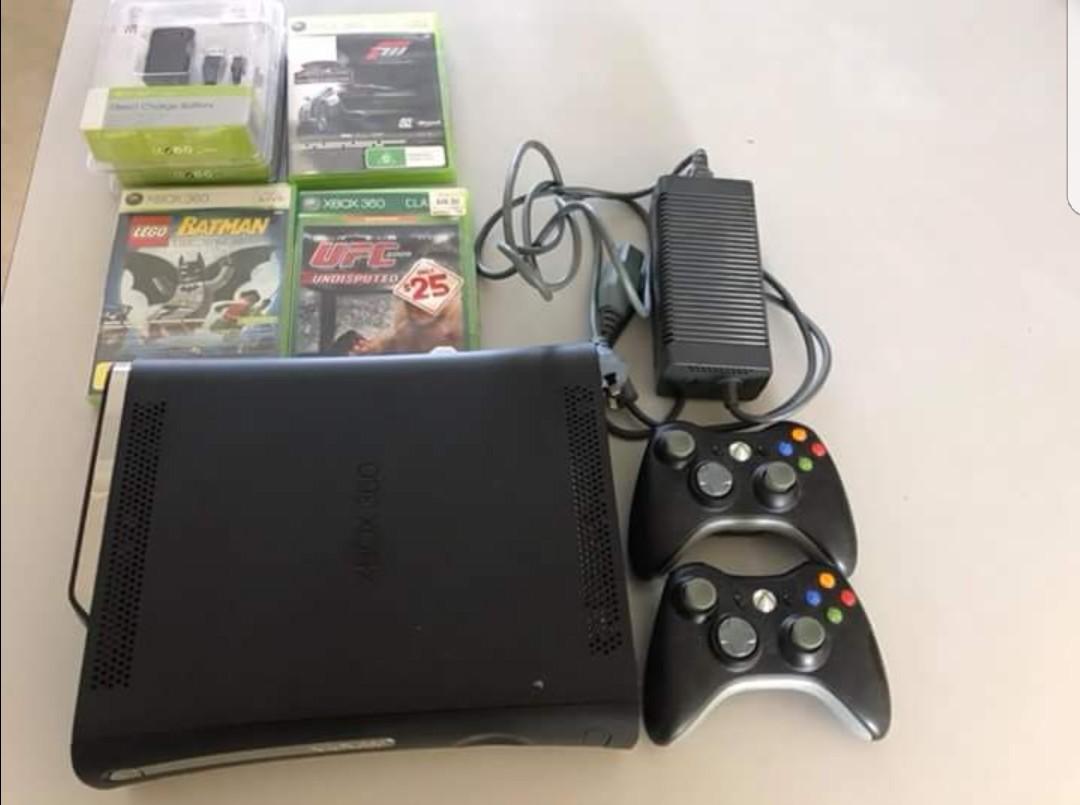 Xbox 360 in perfect condition