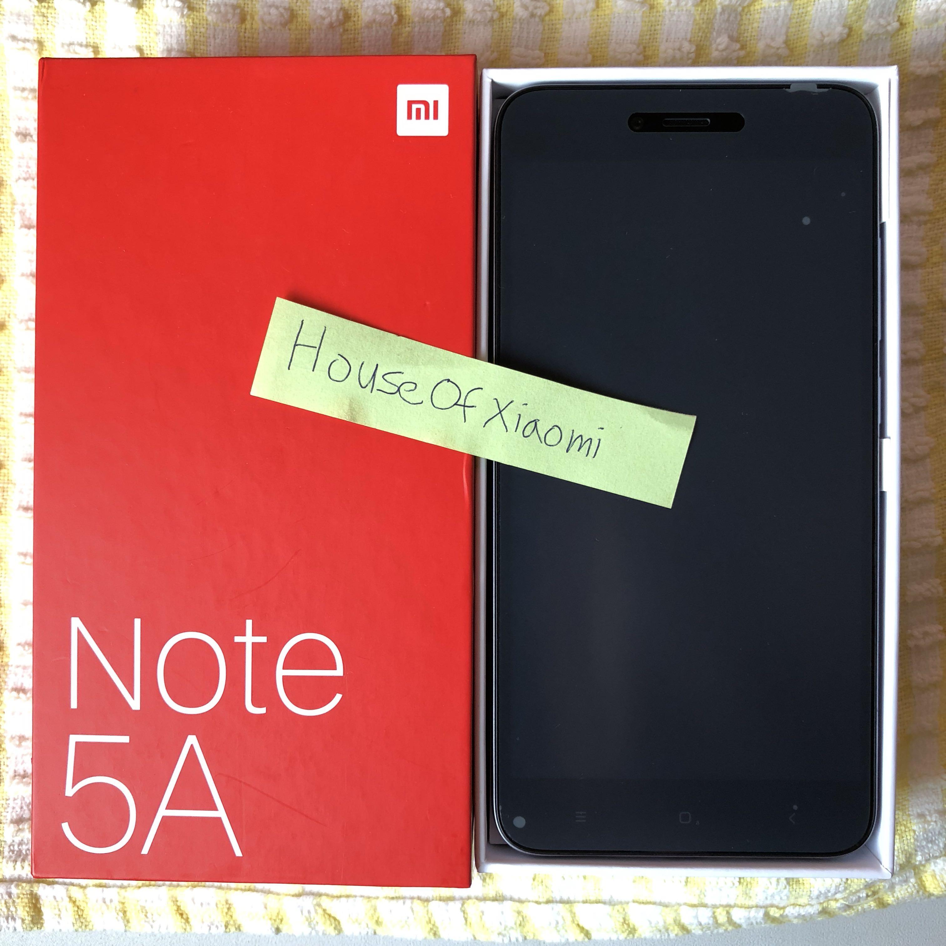 Xiaomi Redmi Note 5A 16GB Last Set!