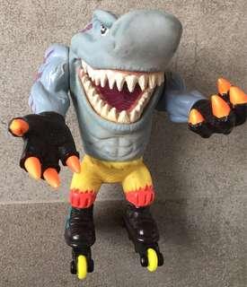 二手冇盒 STREET WISE 鯊魚怪