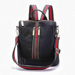 Tas Gucci Ransel Squerly f2212 Fashion Tas Wanita Tas Import Tas Sekolah Tas Batam Tas Punggung