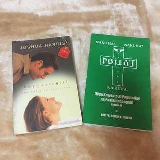 Book Bundle – Boy Meets Girl + Mga Kuwento at Pagninilay