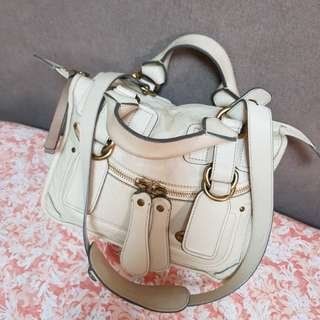 Authentic Chloe Bay Bag