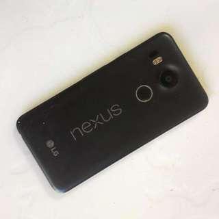 LG Nexus 5X 32GB (for parts - bootloop)