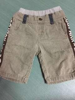 Rugged short pants