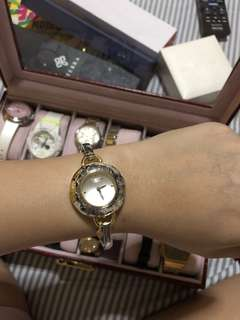 Coach Bangle Watch