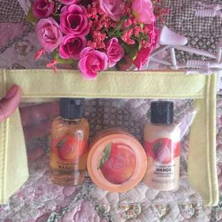 Paket The Body Shop