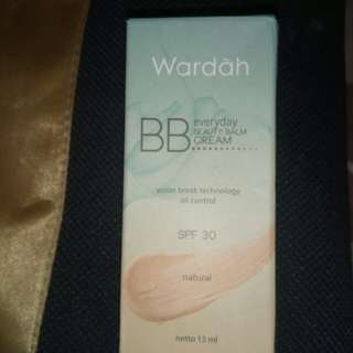 Wardah BB Cream natural