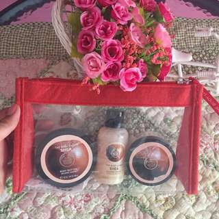 Paket the body shop