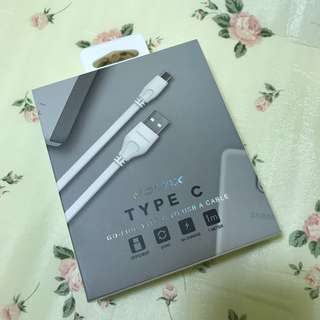 MOMO X - TYPE C - USB CABLE (1M)