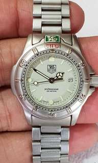 Tag heuer authentic
