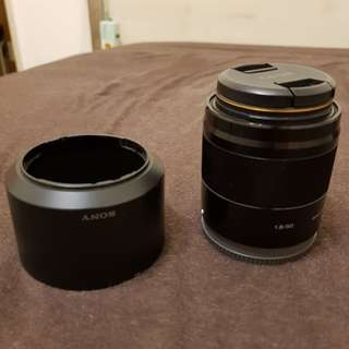 Sony E接環 50mm F1.8 定焦鏡