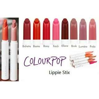 Part 1 Colourpop Lipstick