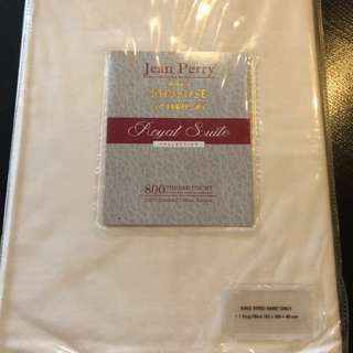Jean Perry Bed Sheet