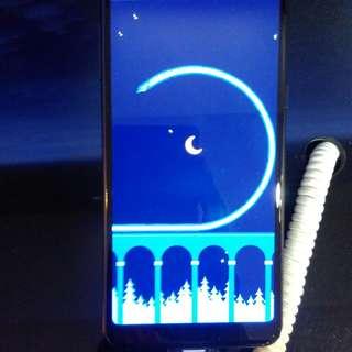 Hp Samsung A8+ bisa dicicil dengan bunga 0.99%